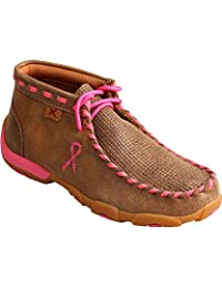 Twisted X Boots Unisex Children's YDM0026 Driving Moc