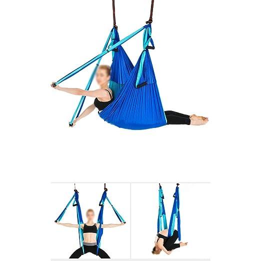 YeyuanTT Aerial Yoga Swing Hammock - Kit de inversión ...