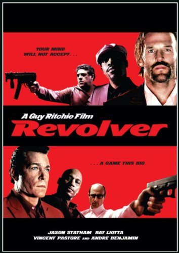 Revolver on Amazon Prime Video UK