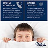 Bare Home Bedding Set 5 Piece Comforter & Sheet Set - Twin XL - Goose Down Alternative - Ultra-Soft 1800 Premium - Hypoallergenic - Breathable Bed Set