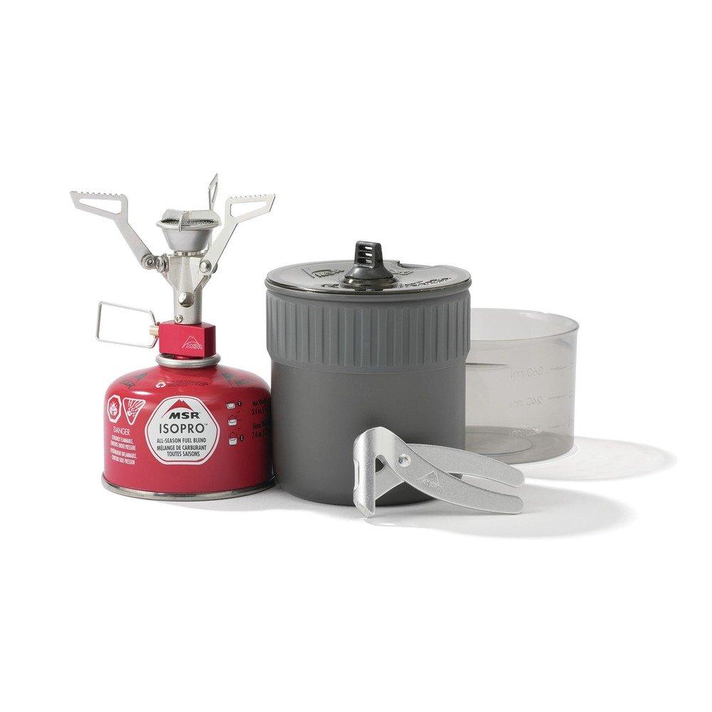 MSR PocketRocket 2 Mini - Kocherset mit Kartuschen Kocher