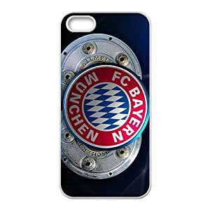DAZHAHUI Bundesliga Pattern Hight Quality Protective Case for Iphone 5s