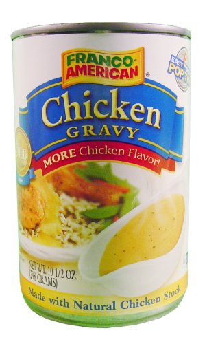 Campbell's Chicken Gravy with Real Chicken Stock 10.5 oz by Campbell's