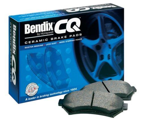 Bendix D601 CQ Brake Pad Set - Ford Taurus Bendix Brake