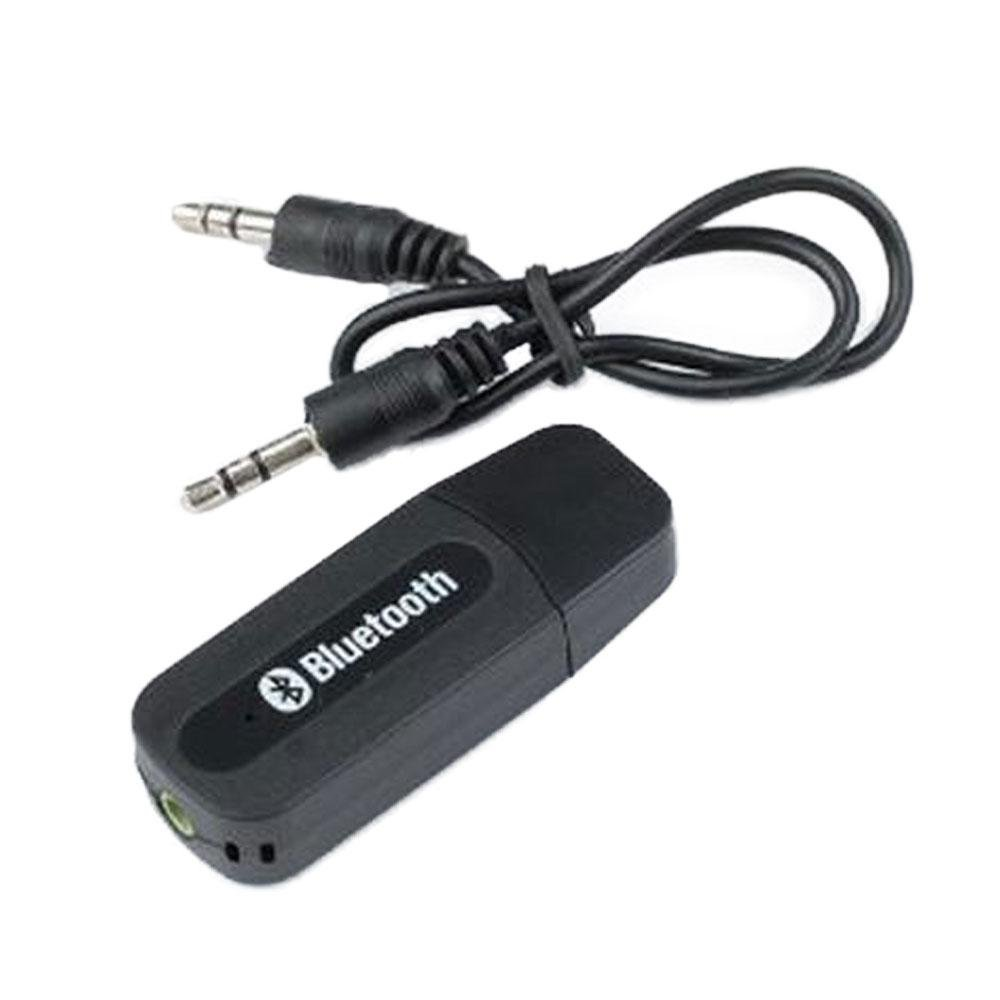 Usb Bluetooth Audio Receiver 35mm Music Adapter Dongle Speakers Car Wiring Stereo Two Mp3 Etc Buy