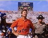 """Steve Spurrier Florida Gators Autographed 8"""" x 10"""" Coach Photograph - Fanatics Authentic Certified - Autographed College Photos"""