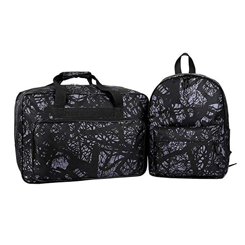 (2pcs/Set Sewing Machine Bags+Backpacks Multifunctional Sewing Tools (Black))