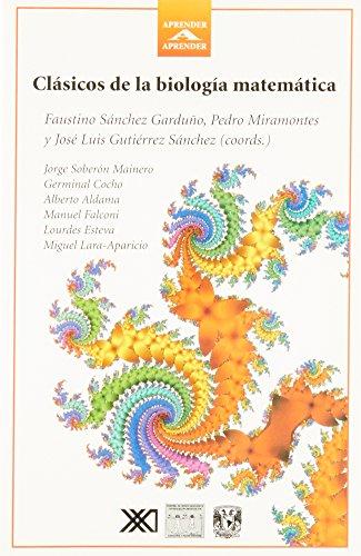 Descargar Libro Clásicos De La Biología Matemática Faustino Sánchez Gaurdiño