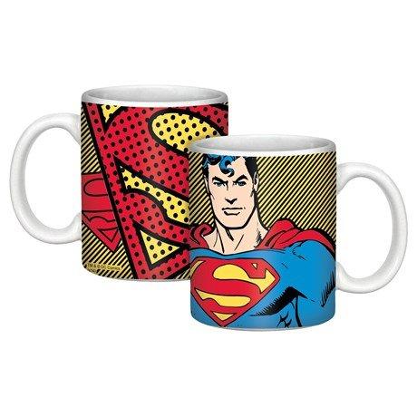 DC Comics Superman Super Hero Coffee Cup