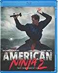 Cover Image for 'American Ninja 2: Confrontation'