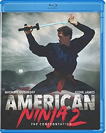 Amazon.com: American Ninja 2: Confrontation [Blu-ray ...
