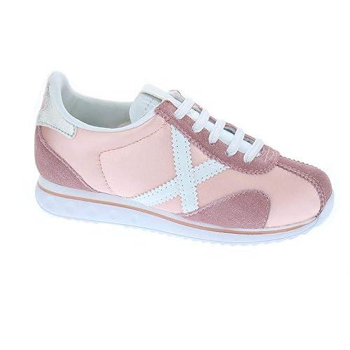 Munich Mini Sapporo 56 - Zapatillas Niña Rosa Talla 30: Amazon.es: Zapatos y complementos