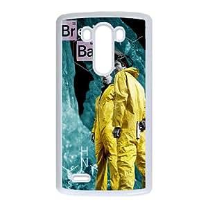 Breaking Bad LG G3 Cell Phone Case White AMS0718986