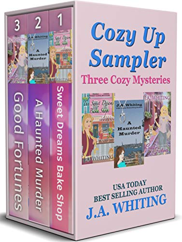 Cozy Up Sampler: Three Cozy Mysteries (Cozy Beginnings Book 1) by [Whiting, J A]