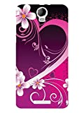 TREECASE Designer Printed Hard Back Case Cover For Micromax Canvas Juice 2 AQ5001