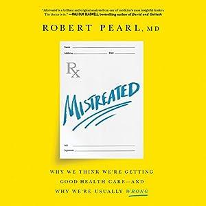 Mistreated Audiobook