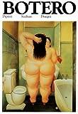 Bath Art Poster Print by Fernando Botero, 14x20