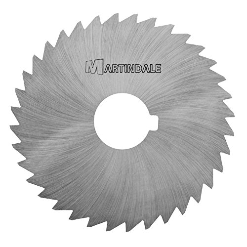 Martindale OMSLH0625 Metal Metal Slitting Saws, 2-1/2'' Outer Diameter, 7/8'' Hole Diameter.0625'' Thick, 28 Teeth by Martindale Electric