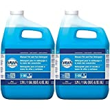 Dawn Professional Pot and Pan Detergent, Regular Scent, 1 Gallon (Case of 2)