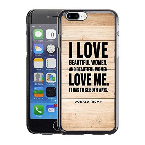 Print Motif Coque de protection Case Cover // Q04040511 Panneau de menuisier Donald Trump // Apple iPhone 7 PLUS