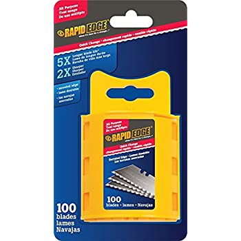 Rapid Edge Multi Point 18mm Serrated Snap Off Utility