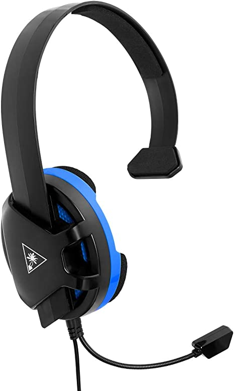 Turtle Beach Recon Chat Auriculares Gaming PS4, PS5, Xbox One ...