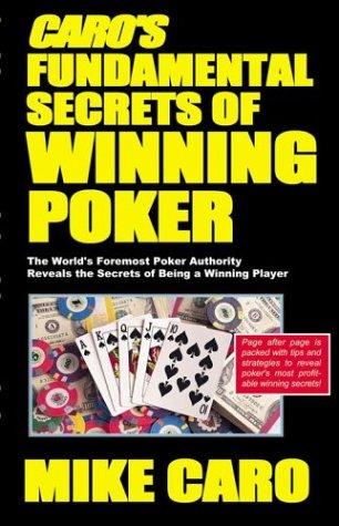 Download Caro's Fundamental Secrets of Winning Poker pdf