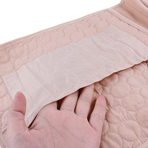 Zcargel Elastic Sweat Absorption Soft Cotton Postpartum Pregnancy Abdominal Binder Belly Tummy Support Girdle Band Belt for Waist Slimming Shaper Wrapper Abdomen Support 3