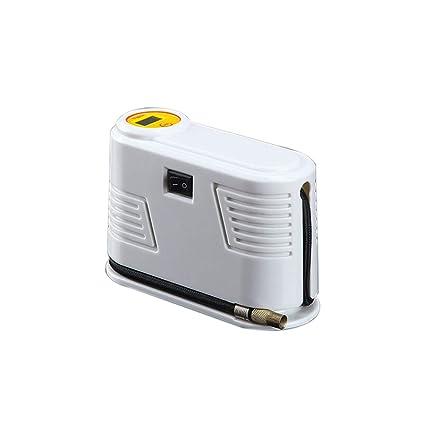 Compresor, aire compresor portátil inflador de neumáticos (, escala de manecillas, precisión de