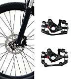 Lixada Bike Calipers Set Front Rear Bike Disc Brake Kit Metal MTB Road Bike Cyling Bicycle Parts