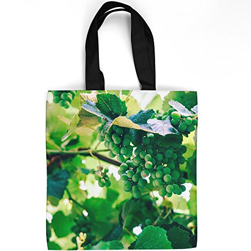 Chenin Blanc Fruit - Westlake Art - Grape Grapevine - Tote Bag - Fashionable Picture Photography Shopping Travel Gym Work School - 16x16 Inch (961F5)