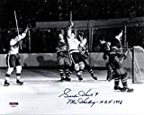 "Gordie Howe Autographed 8x10 Photo Red Wings ""mr. Hockey & Hof 1972"" - PSA/DNA Certified - Autographed NHL Photos"