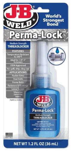 J B Weld 24236 Perma Lock Threadlocker