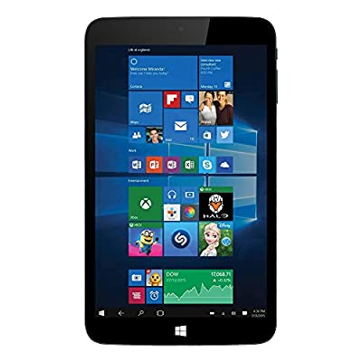 "Azpen X852 8"" Windows 10 Tablet Bluetooth Quad Core HDMI 2GB RAM 32GB Storage"