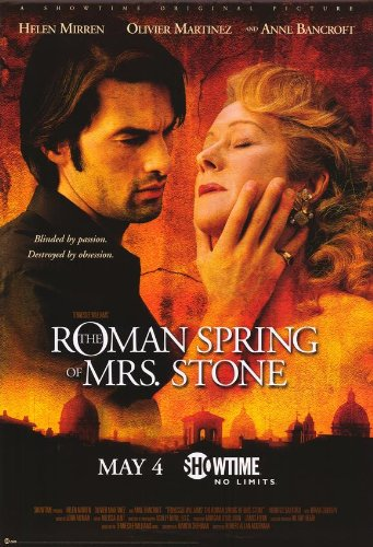Amazon.com: Romano de la primavera de Mrs. Piedra Poster (27 ...
