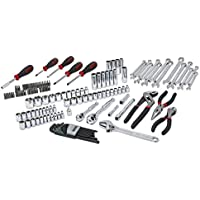 143-Piece GearWrench 1/4 in. and 3/8 in. Drive Mechanics Tool Set