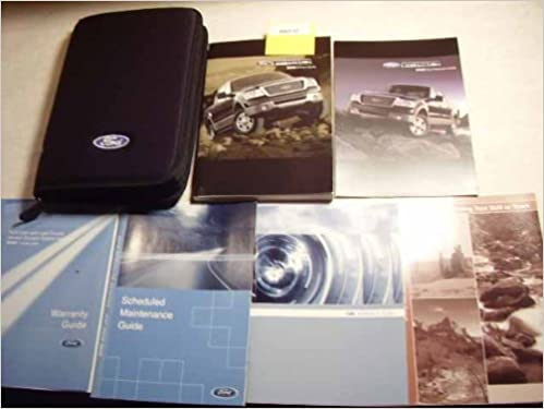 owner manual 2008 ford f150