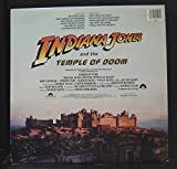 John Williams - Indiana Jones And The Temple Of Doom Soundtrack - Lp Vinyl Record