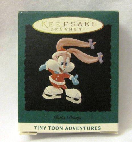 1994 Hallmark Ornament Miniature Babs Bunny Tiny Toon Adventures