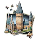 Image of WREBBIT 3D Hogwarts Great Hall 3D Puzzle (850 Piece)