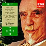 Grieg: Peer Gynt (Incidental Music)/Symphonic Dance/Concert Overture In Autumn/Old Norwegian Folksong with Variations