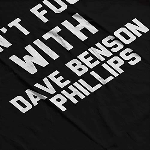 Jacket Jacket Men's Black Benson Varsity with White Phillips Fuck Fuck Coto7 Dave Dont OS8YB