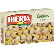 Iberia Cockles In Brine, 4 oz