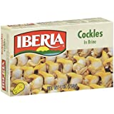 Iberia Cockles In Brine, 4 oz