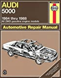 Audi 5000 1984 Thru 1988, John S. Mead and John Haynes, 1850105693