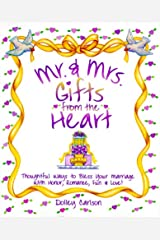 Mr & Mrs Gifts from the Heart Hardcover