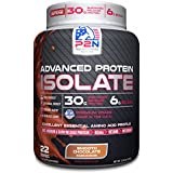 P2N Peak Performance Nutrition P2N Advanced Protein Isolate, Chocolate, 2 Pound