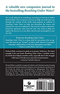 Breathing Under Water Companion Journal: Spirituality and the Twelve Steps from Franciscan Media