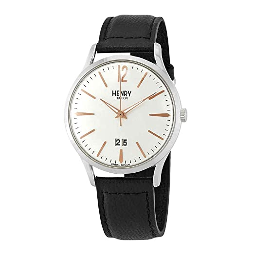 Henry London HL41-JS-0067_zv Reloj de pulsera para hombre: Amazon.es: Relojes