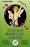 Zigeuner Wahrsagekarten, 36 Karten mit Anleitung
